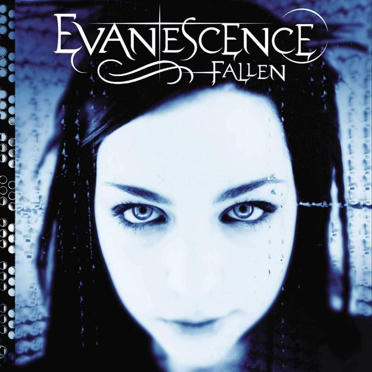 Evanescence – Fallen album cover